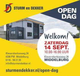 Sinke Recyling Opendag in Middelburg