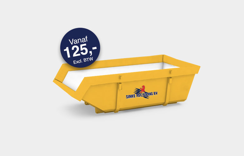 Zeeland Afvalcontainers Puincontainer