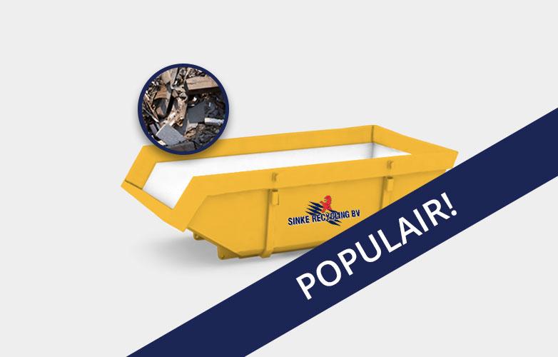 Zeeland Afvalcontainers Bouwcontainer Huren Prijs 2020