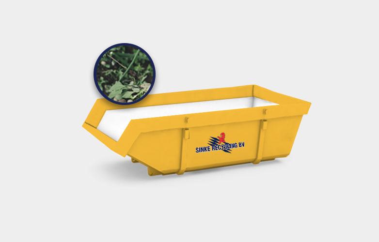 Zeeland Afvalcontainers Groencontainer Huren Prijs 2020