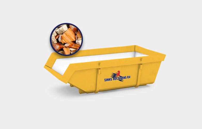 Zeeland Afvalcontainers Puincontainer Huren Prijs 2020